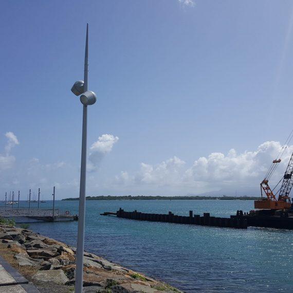 CAN Battage Rideau de confortement du cercle d'évitage Darboussier (Guadeloupe) (2)