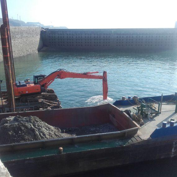 MARC SA - Dragage port de DIELETTE