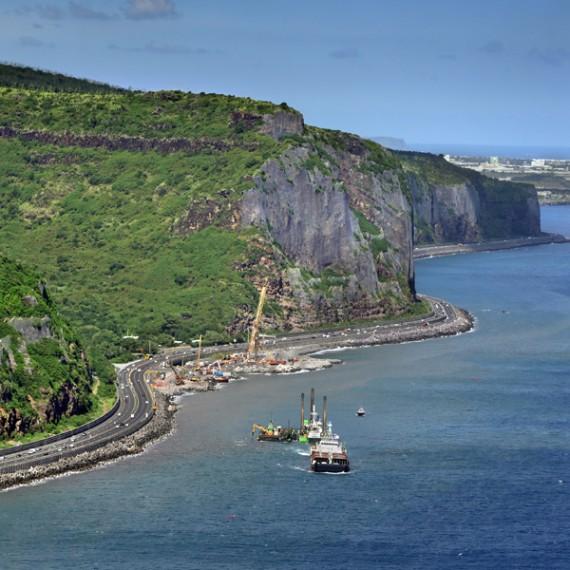 SDI nouvelle route du littoral 2015-2016