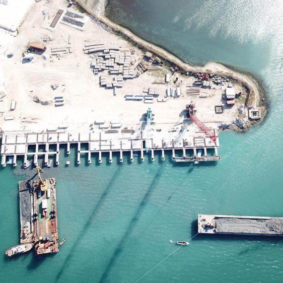 VCMF - Aménagement du terminal portuaire Varreux à Haïti