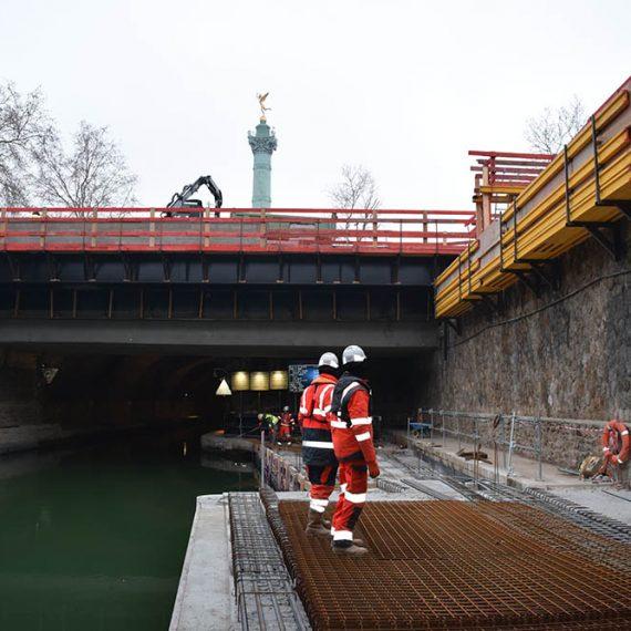 VCMF - Port de l'Arsenal