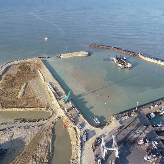 VCMF - Rénovation du Port de la Cotinière