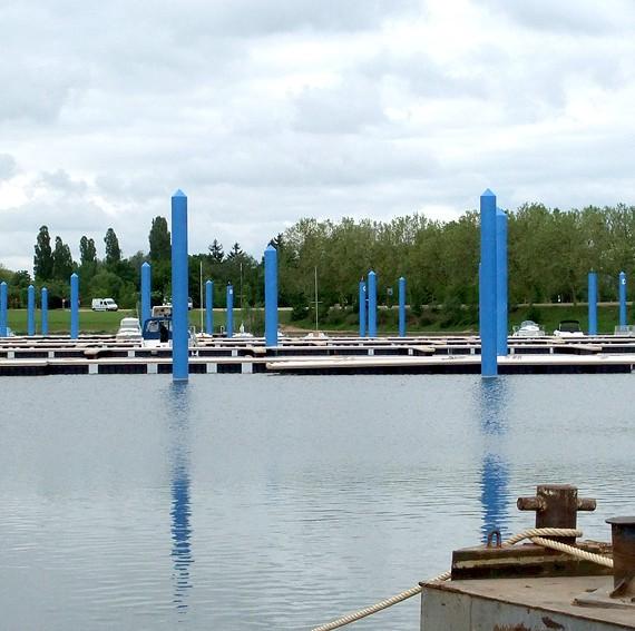 CHARIER - Port de plaisance de Mâcon