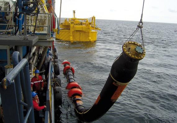 HYDROKARST - Maintenance plateforme pétrolière