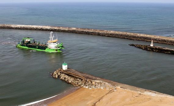 SDI - Port de Bayonne - 2010