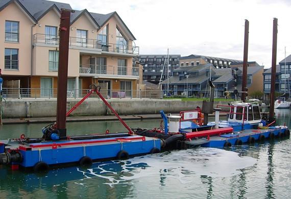 VISDRAGAGES - Port de Deauville - 2011