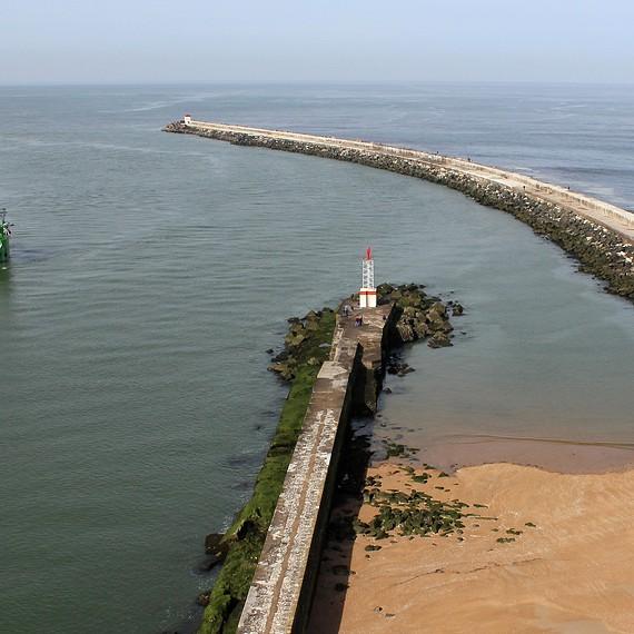 SDI - Dragages d'entretien dans le port de Bayonne - 2012