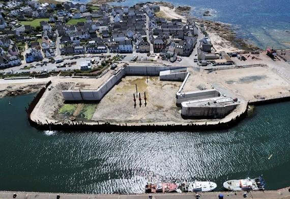MARC - Port du Guivinec - 2009