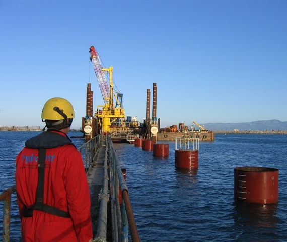 HYDROKARST - Port de Tanger MED - MAROC - 2007/2014
