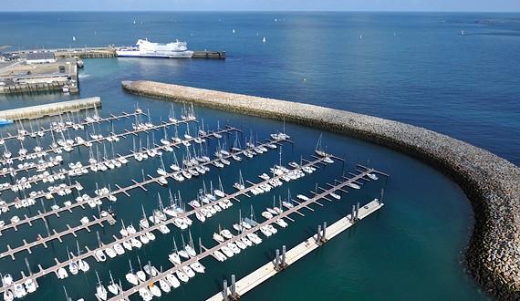 CHARIER - Port de Bloscon - Roscoff - 2009