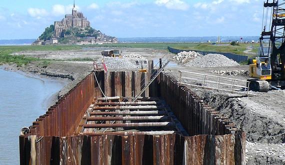 CHARIER - Torres et Vilault - Batardeau - Mont Saint Michel - 2009