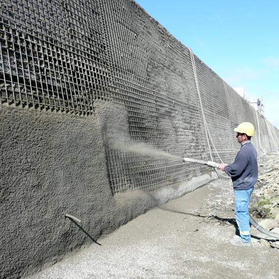 MARC SA - Travaux sur les ouvrauges de protection de l' Ile de SEIN- 2011/2013