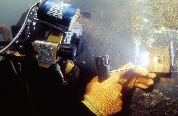 HYDROKARST - Soudure sous-marine
