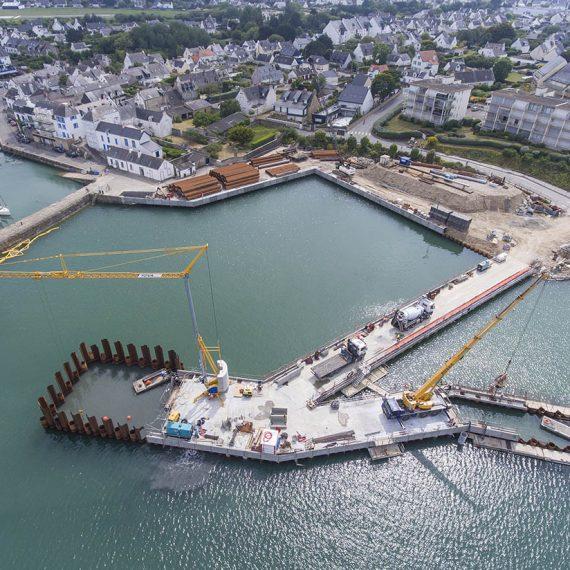 ETMF - Port Haliguen à Quiberon - 2018